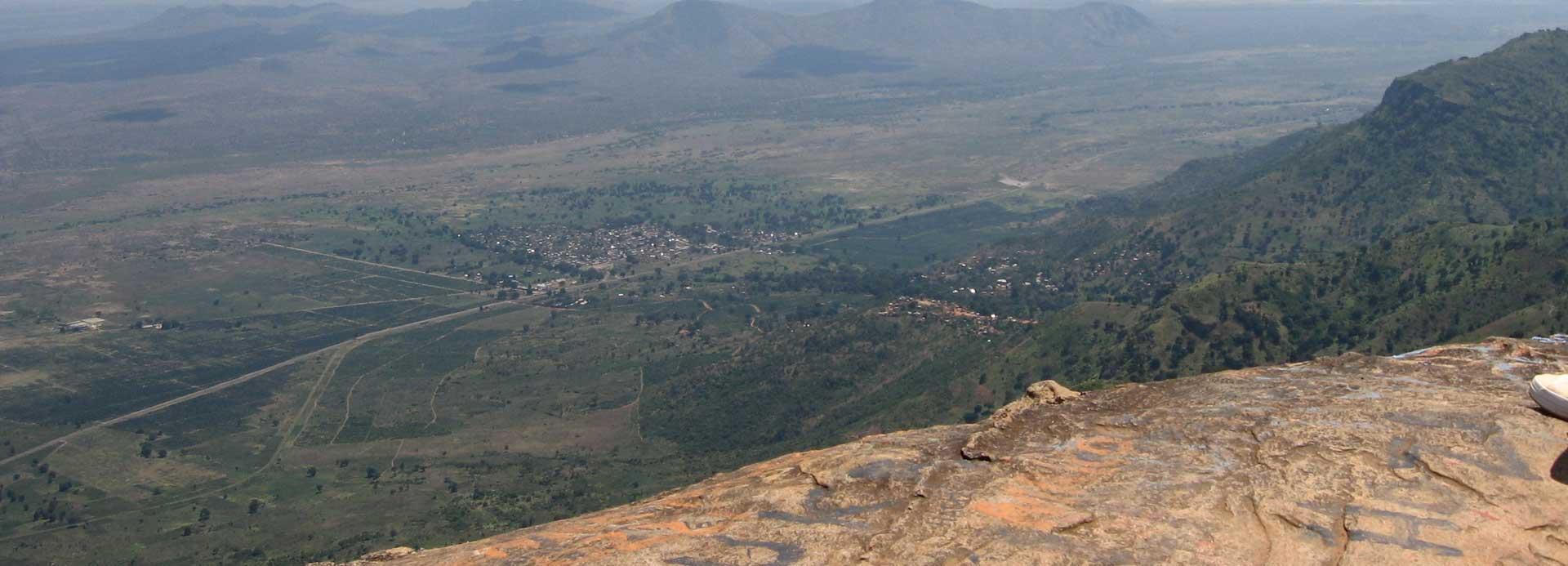Usambara Mountains